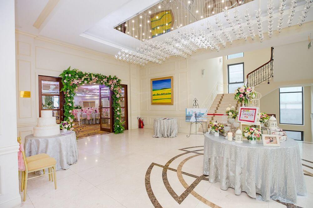Chương trình ưu đãi mùa cưới 2018, Trung tâm tiệc cưới, Ưu đãi mùa cưới