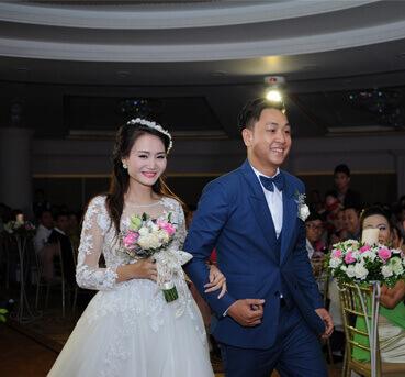 Lễ cưới Phùng Cường & Phương Thúy