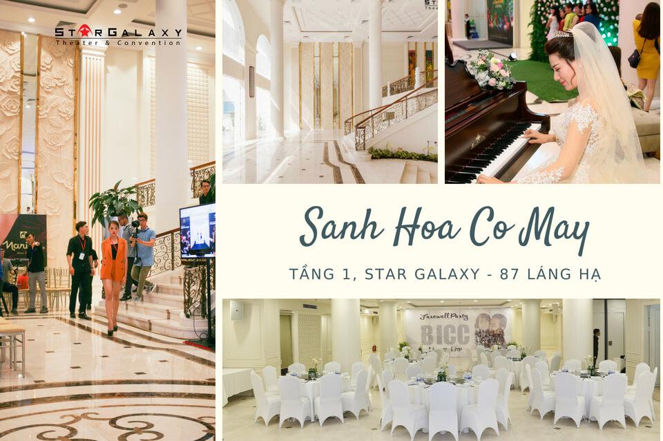 Địa điểm tổ chức sự kiện, địa điểm tổ chức hội nghị, hội thảo, Địa điểm ra mắt sản phẩm mới, địa điểm tổ chức triển lãm, tổ chức sự kiện tại Hà Nội