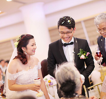 Lễ cưới Tường Quân & Phương Minh