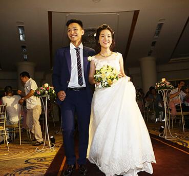 Lễ cưới Mạnh Kiên & Minh Phương